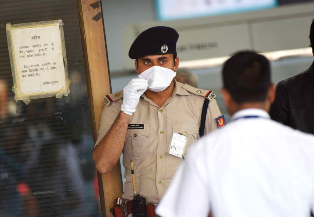 A total of 22 new coronavirus cases were reported among CISF personnel in the last 24 hours, taking total such cases in the central force across the country to 95. (File Photo: IANS)