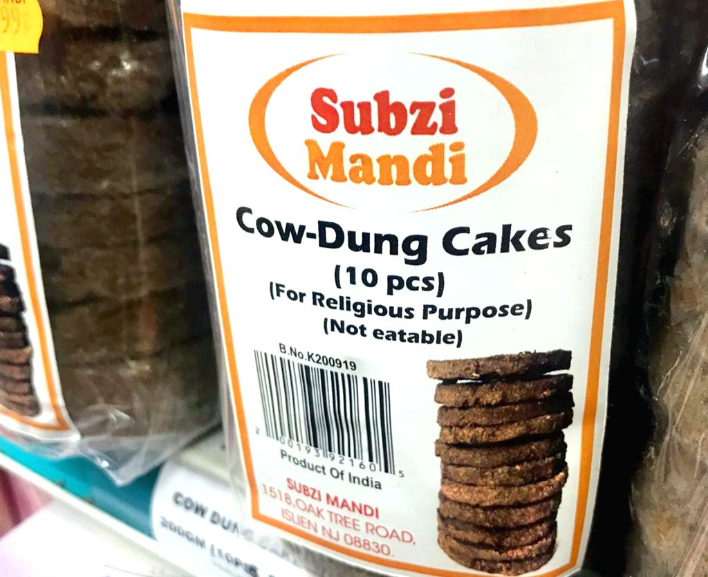 Cow Dung Patties Demand In USA