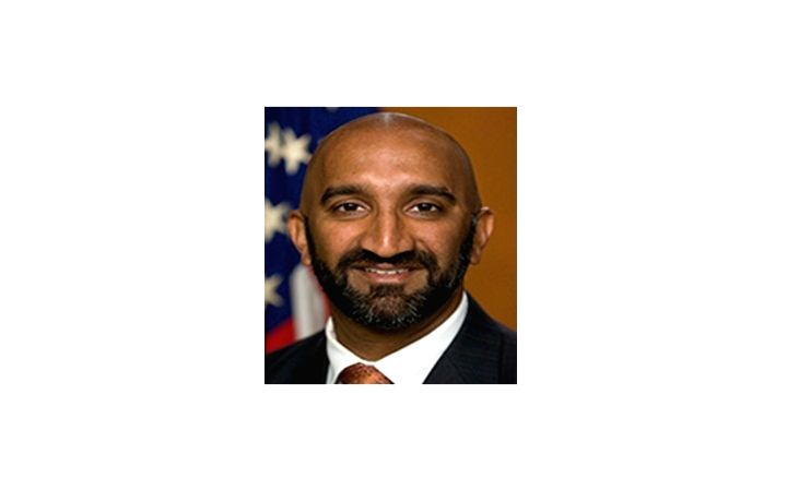 A United States Department of Justice official, Vijay Shanker, has been nominated by President Donald Trump to be a judge on the District of Columbia Appeals Court.