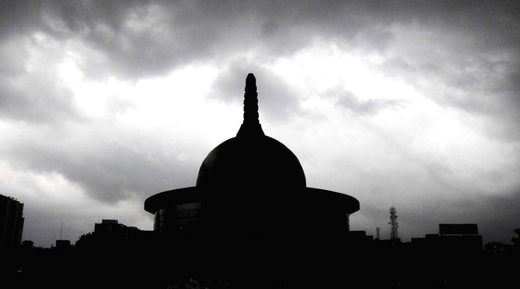 A view of Buddha Smriti Park in Patna, on May 21, 2016.