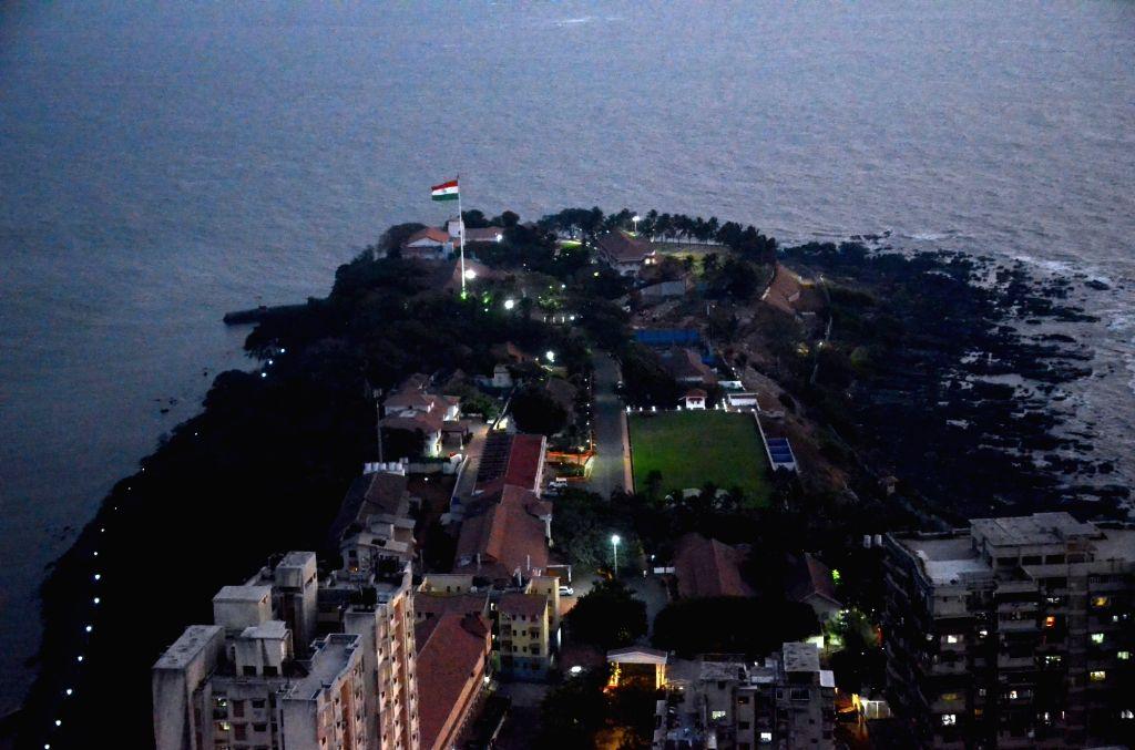 A view of Raj Bhavan in Mumbai, on March 13, 2019.