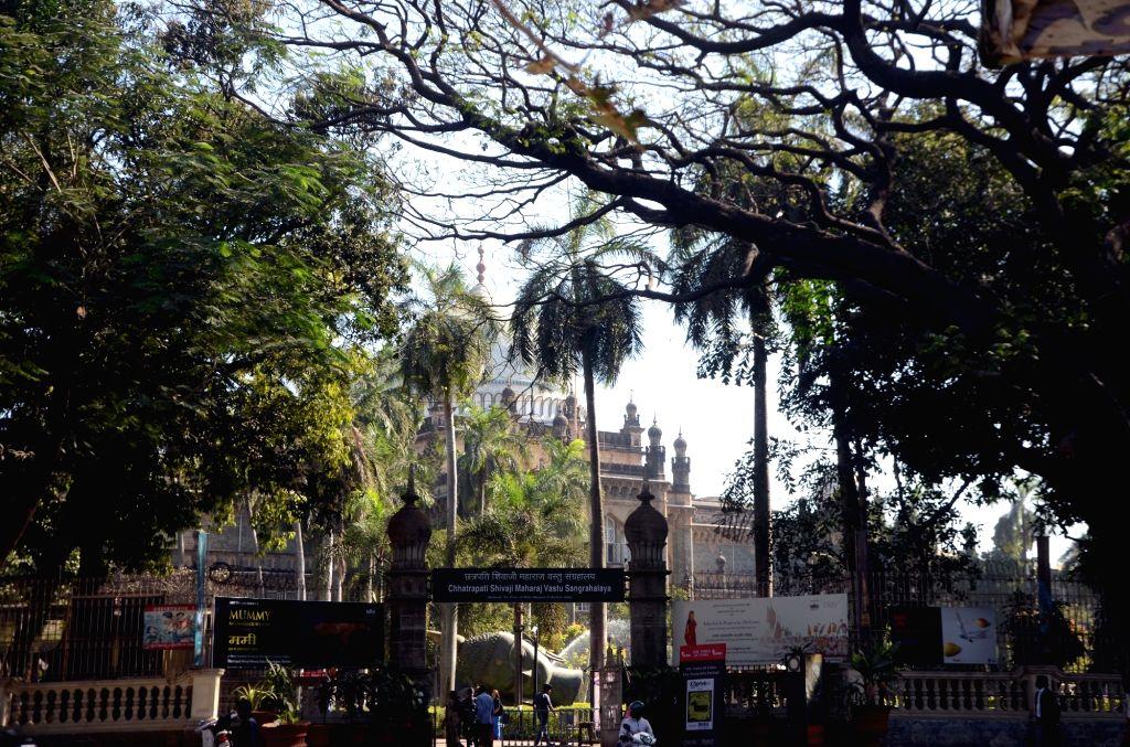 A view of the Chhatrapati Shivaji Maharaj Vastu Sangrahalaya in Mumbai. (File Photo: IANS)