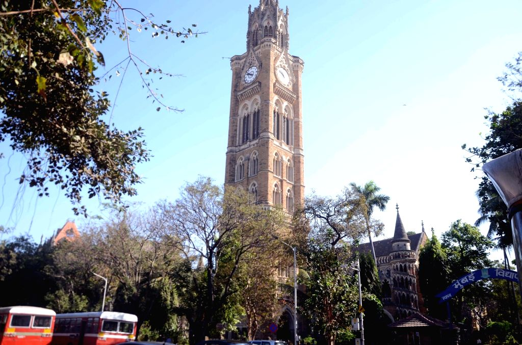 A view of the Mumbai University in Mumbai. (File photo: IANS)