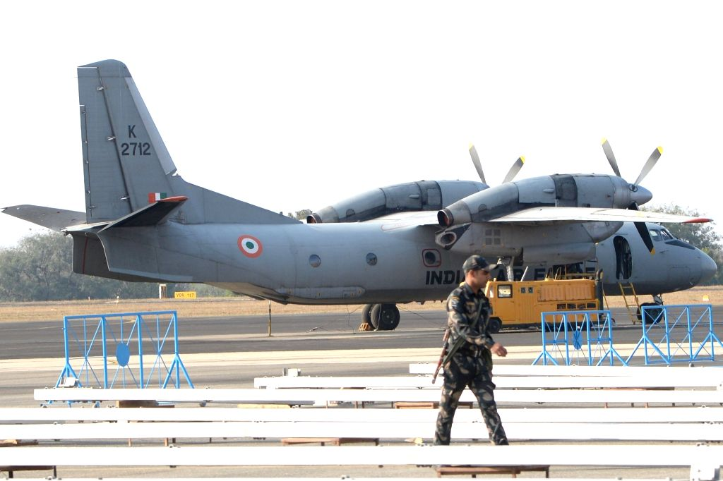 A view of Yelahanka Air Force Station. (File Photo: IANS)