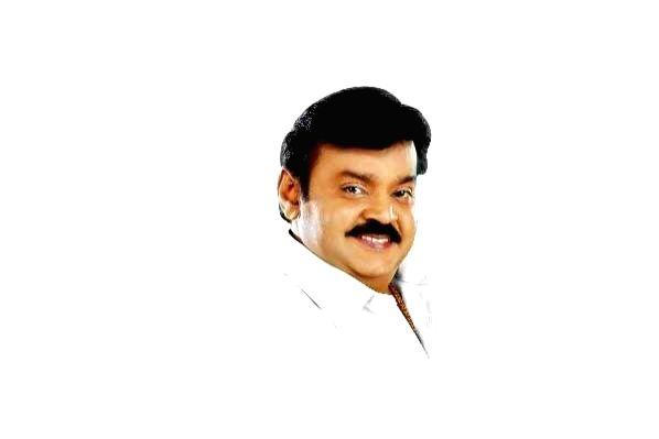 A. Vijayakant. (File Photo: IANS)