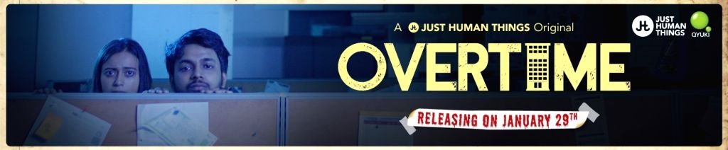 "A web series, titled ""Overtime"", about alien invasion has been released.  It is Written and directed by Ashwin Lakshmi Narayan. The five-episode series revolves around two IT employees who ..."