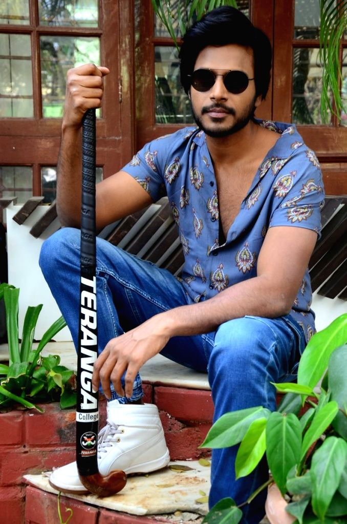 A1 Express Movie Hero Sandeep Kishan Press Conference held today at Hyderabad.