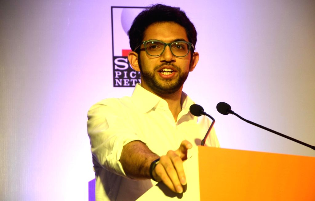 Aaditya Thackeray. (Photo: IANS)