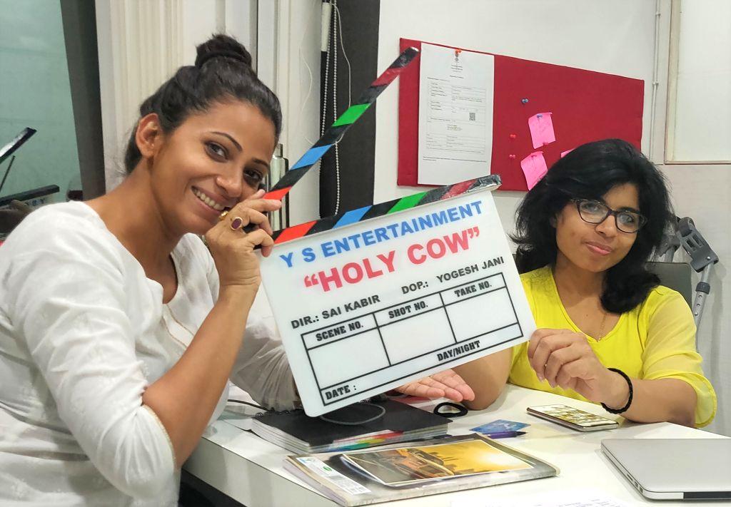 Aaliya Siddiqui and Manju Garhwal.
