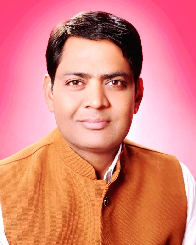 AAP leader Brajesh Goel. (File Photo: IANS)