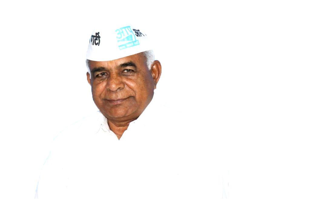 AAP leader Gugan Singh. (File Photo: IANS) - Gugan Singh