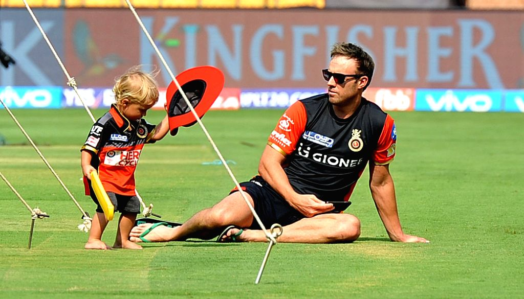 An outstanding cricketer, extremely talented sportsperson and an amazing human being- AB de Villiers.