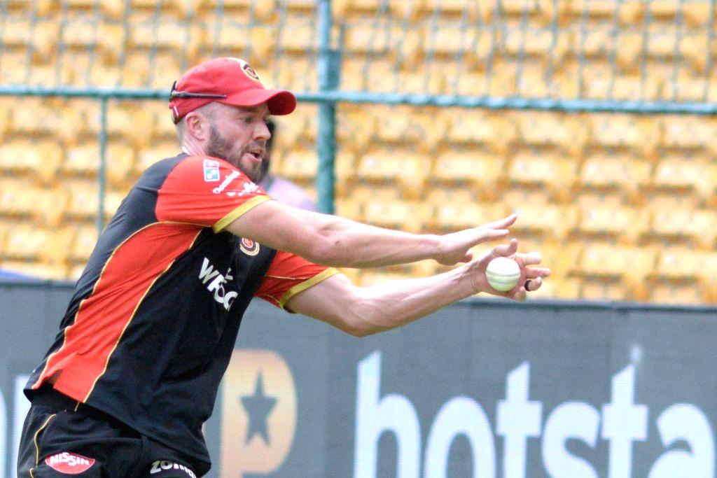 AB de Villiers. (Photo: IANS)
