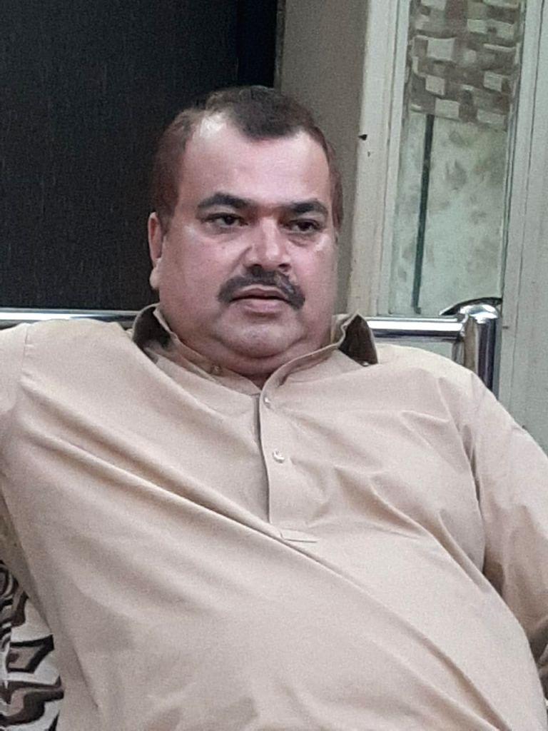 Abdul Karim Sherkhan alias Kalim Lala's grandson-in-law, Jahanzeb Khan. - Jahanzeb Khan