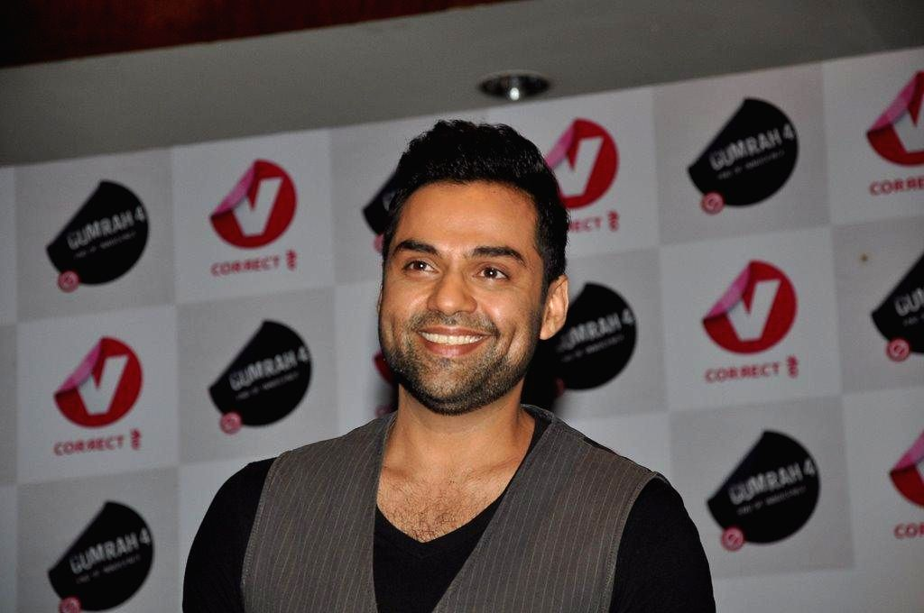 Abhay Deol. (Photo: IANS)