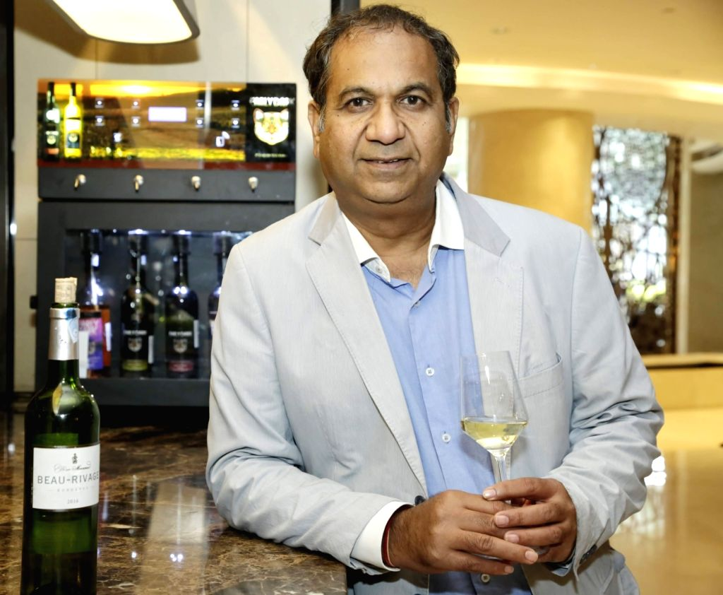 Abhay Kewadkar, MD of Tetrad Global Beverages Pvt Ltd.