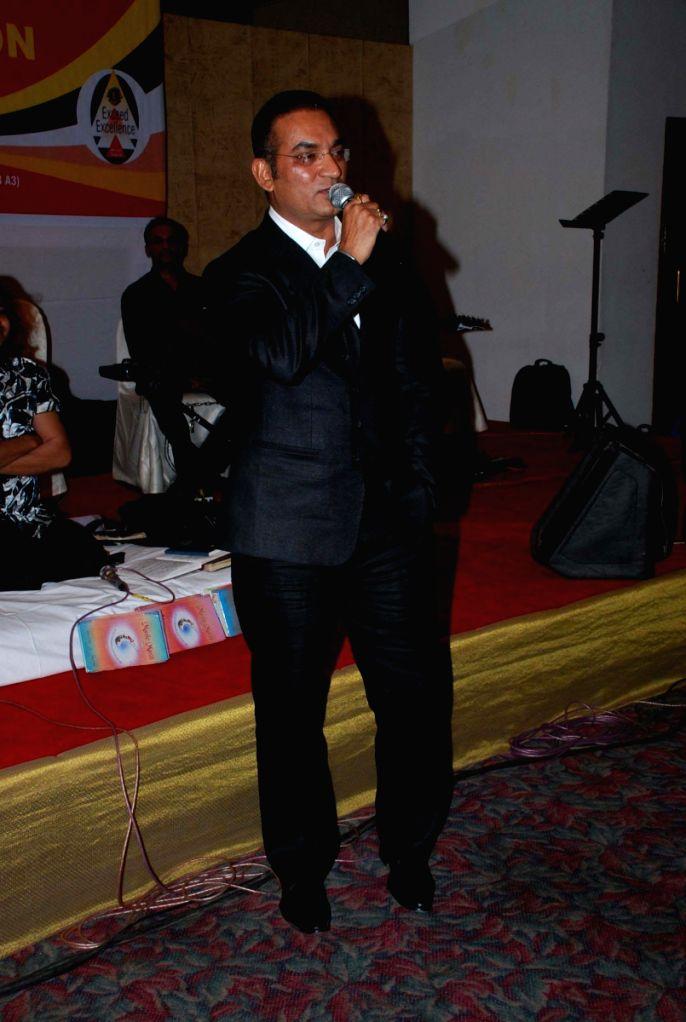 Abhijeet honoured by lions club.