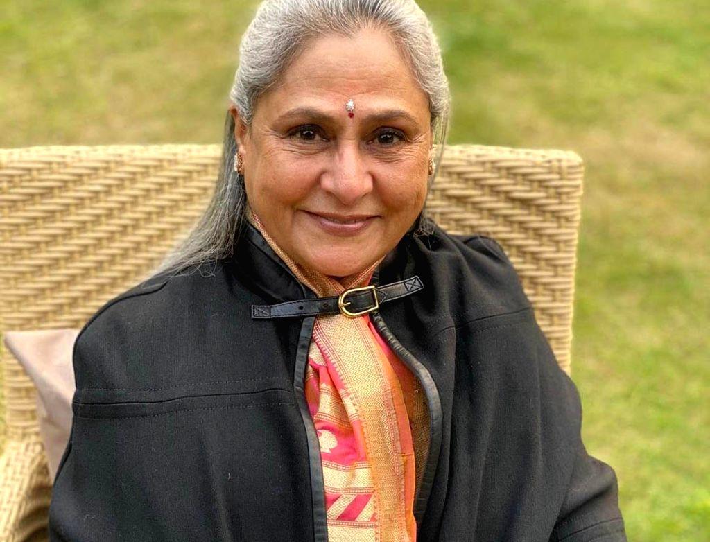 Abhishek Bachchan misses mom Jaya on her b'day as she's in Delhi due to lockdown. - Abhishek Bachchan