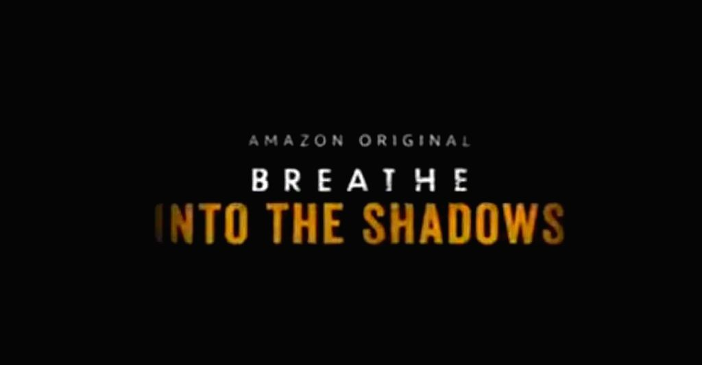 Abhishek Bachchan shares intriguing teaser of 'Breathe: Into The Shadows'. - Abhishek Bachchan