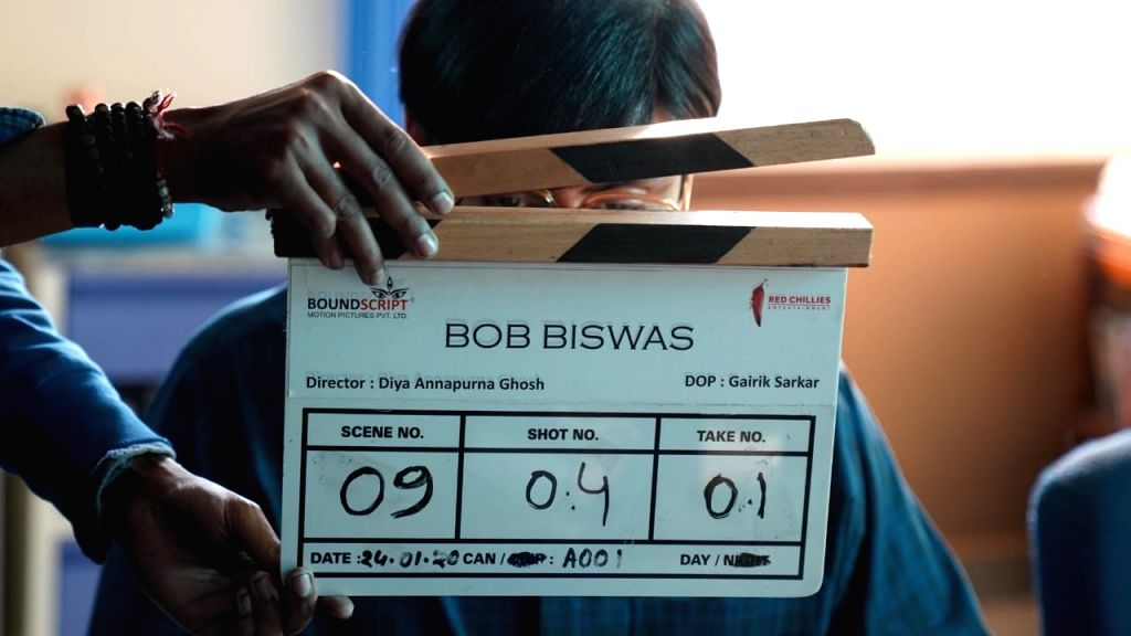 "Abhishek Bachhan has started shooting for his upcoming movie ""Bob Biswas"" in Kolkata. The film is a spin-off of ""Kahaani"", and features the poker-faced contract killer Bob Biswas from the Vidya Balan-starrer. - Vidya Balan"