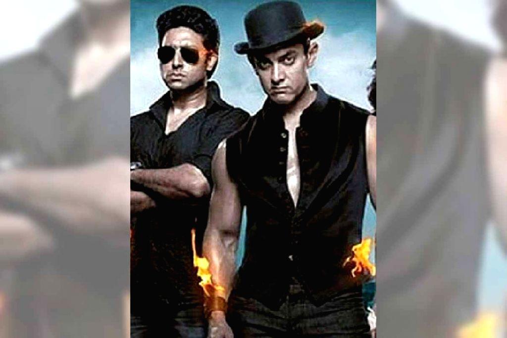 Abhishek on Aamir Khan: I want to be directed by him. - Aamir Khan