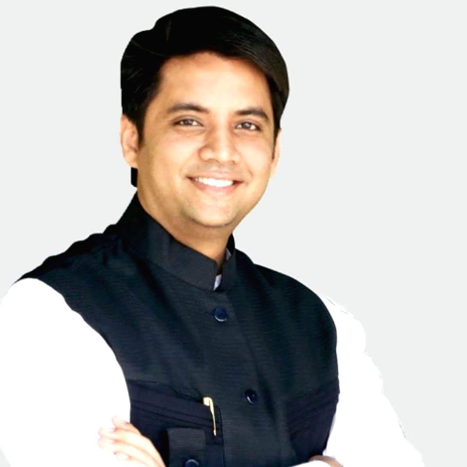 Abhishek Singh. (File Photo: IANS) - Abhishek Singh