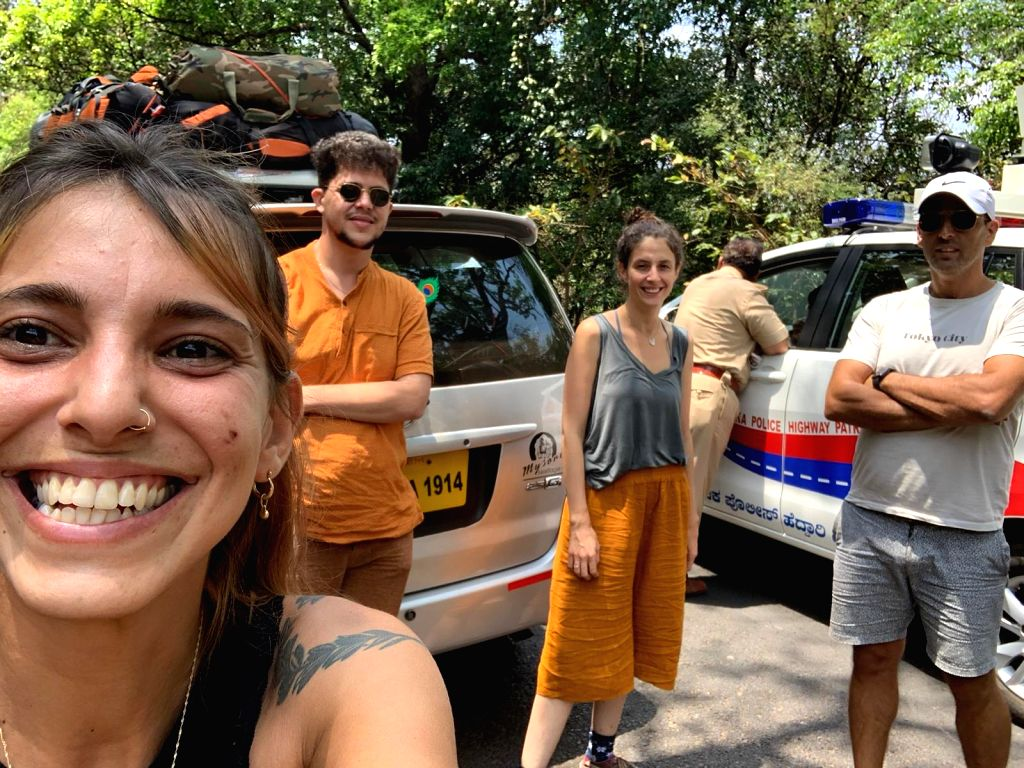About 1,550 Israelis who were stranded in India due to Covid-19 lockdown since March 25 flew home over a week in seven flights.