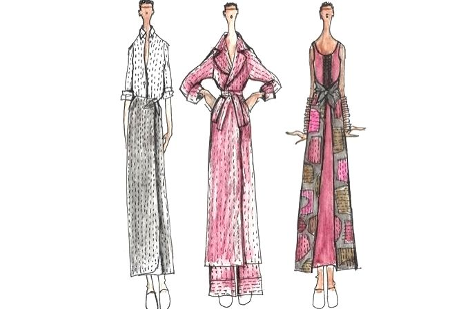 Abraham & Thakore bring a sustainable collection at Fdci X Lakme Fashion Week(photo:IANSLife)