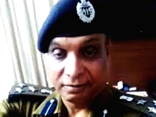 Absconding UP IPS officer surrenders in court, sent to jail