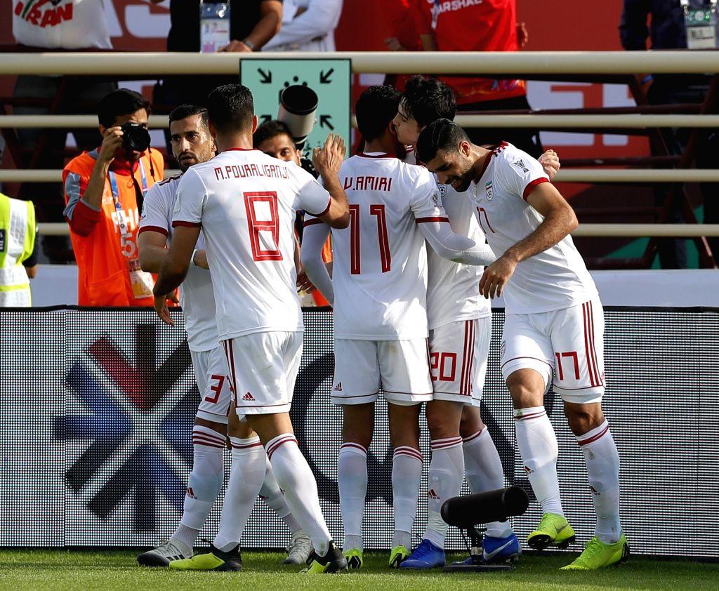 d8e356d0a UAE-ABU DHABI-SOCCER-AFC ASIAN CUP 2019-GROUP D-VIETNAM VS IRAN