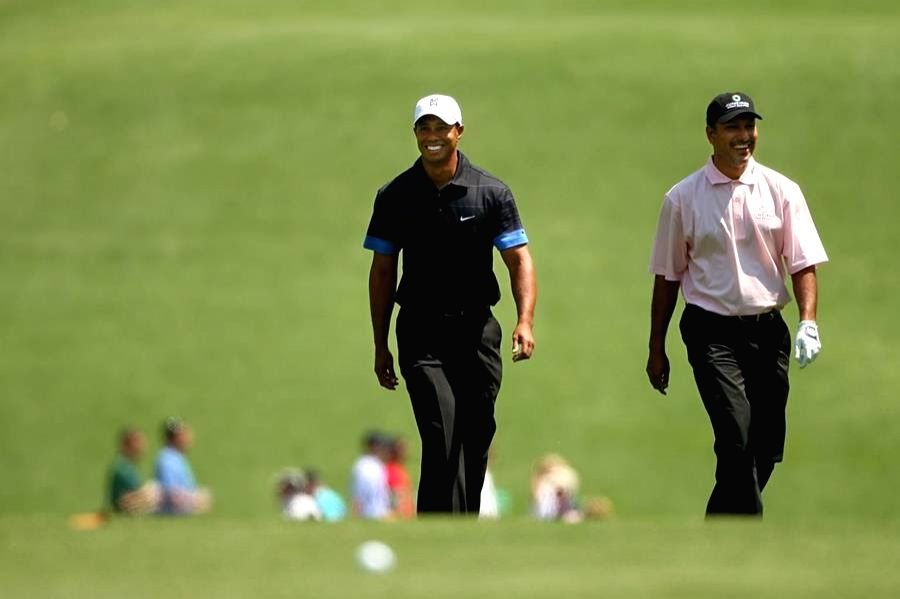 Ace golfer Jeev recalls rendezvous with Augusta Masters, Woods.