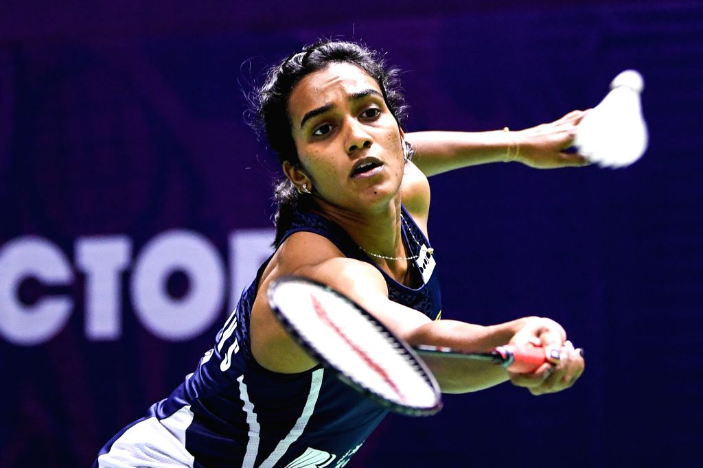 Ace Indian shuttler P.V. Sindhu on Friday faced a crushing defeat at the hands of Tzu Ying Tai of Taiwan to bow out of the women's singles event of the ongoing Malaysia Masters.