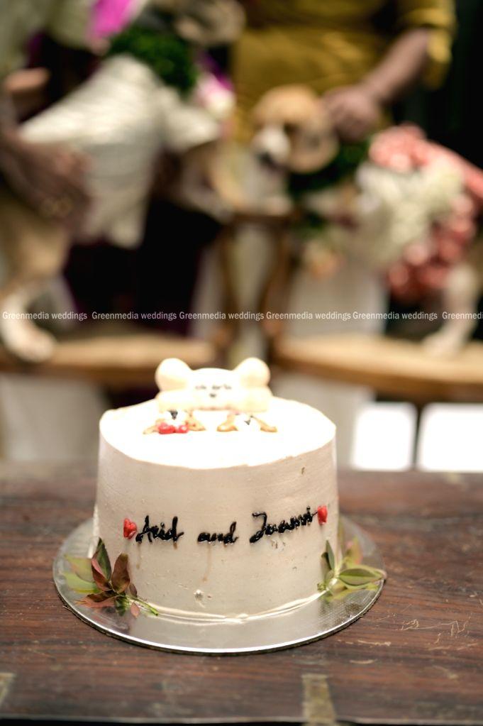 'Acid' and 'Jhanvi'had a grand gala 'wedding'.