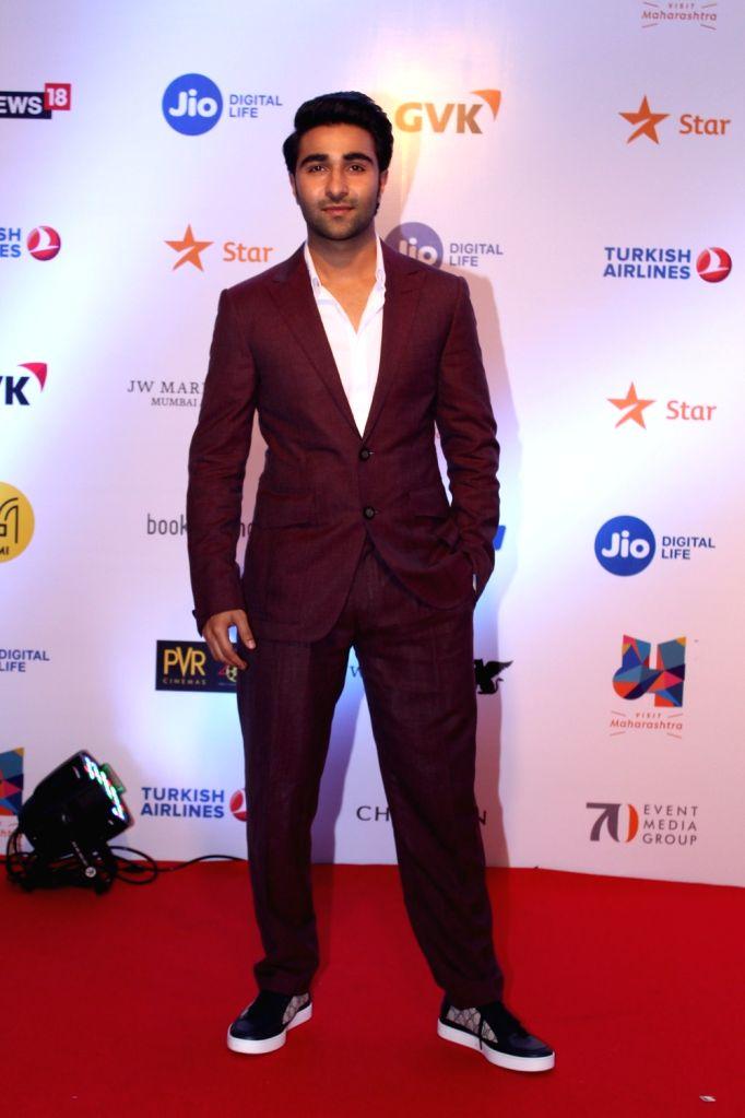 Actor Aadar Jain at Mami Movie Mela 2017 in Mumbai on Oct 12, 2017. - Aadar Jain