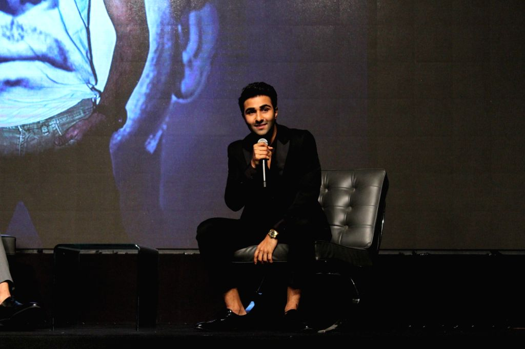 Actor Aadar Jain during a YRF programme in Mumbai on July 5, 2017. - Aadar Jain