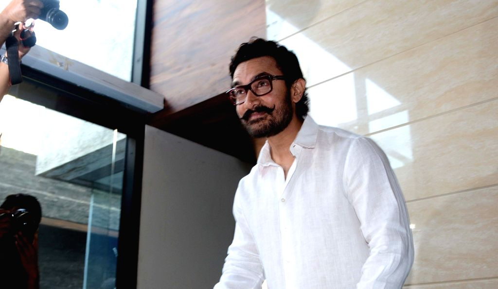 Actor Aamir Khan. (File Photo: IANS) - Aamir Khan