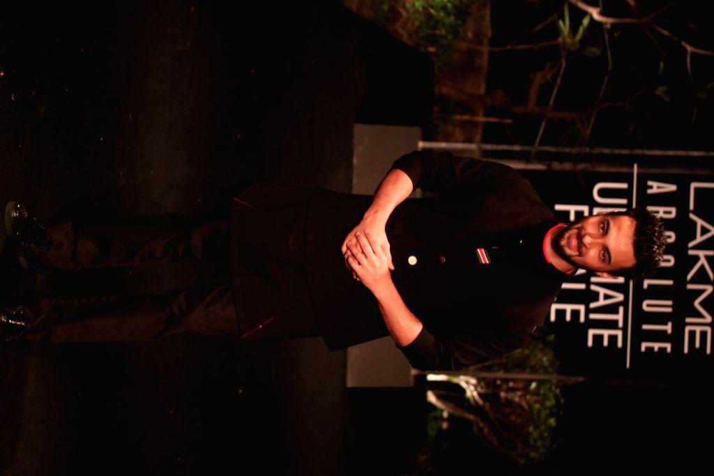 Actor Aayush Sharma at Lakme Fashion Week (LFW) Summer/Resort 2019 in Mumbai, on Feb 3, 2019. - Aayush Sharma