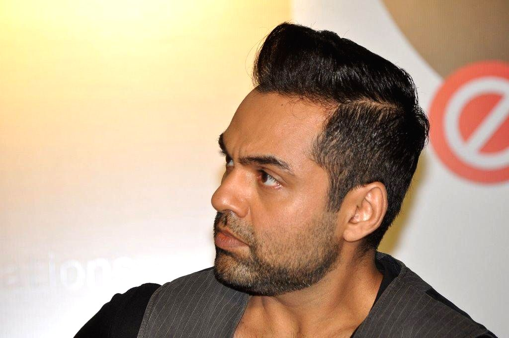 Actor Abhay Deol during Channel V panel discussion on Juvenile Justice Act before the launch of teen crime show Gumrah S4, in Mumbai, on Aug. 26, 2014. (Photo: IANS) - Abhay Deol