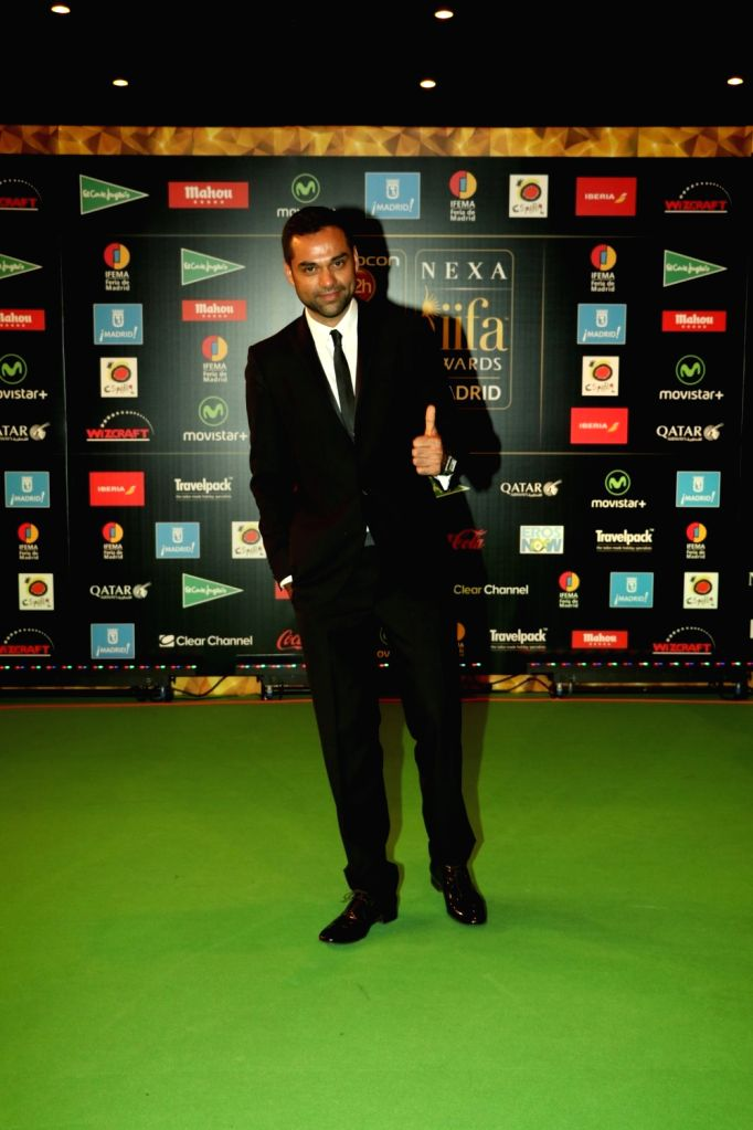 Actor Abhay Deol during IIFA Awards in Madrid on June 26, 2016. - Abhay Deol