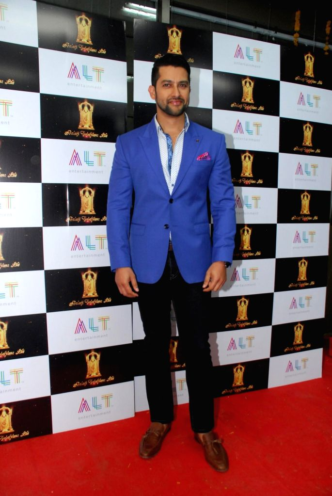 Actor Aftab Shivdasani during the launch of upcoming film Kya Kool Hain Hum 3 in Mumbai, on Dec 7, 2014. - Aftab Shivdasani