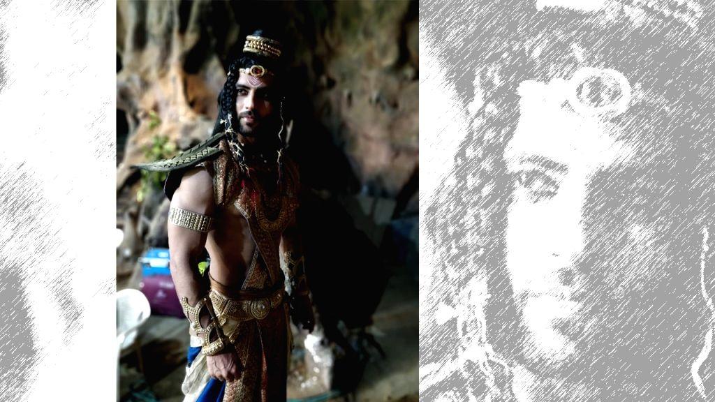 Actor Ahwaan Kumar. - Ahwaan Kumar