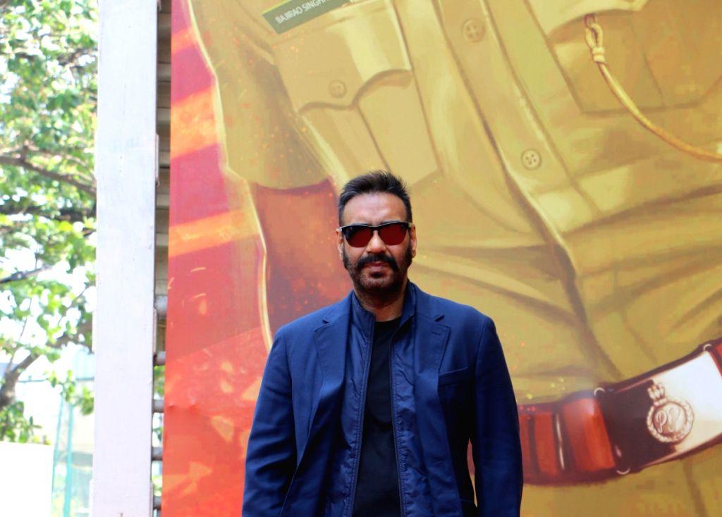 Actor Ajay Devgn - Ajay Devgn