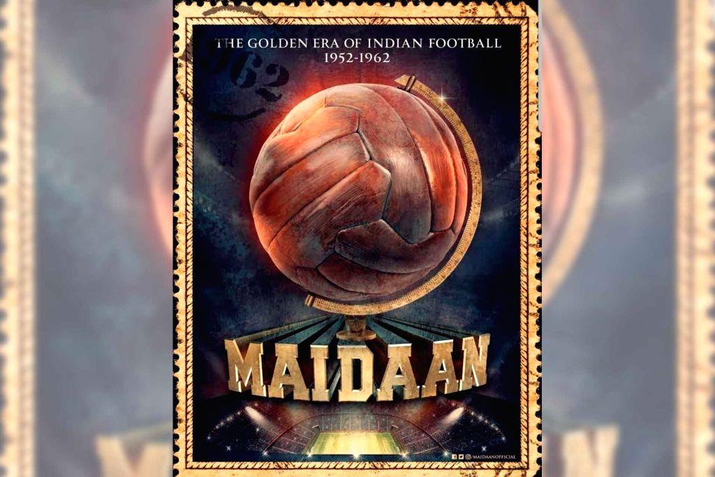 "Actor Ajay Devgn has wrapped up the third schedule of Amit Ravindernath Sharma's ""Maidaan"" in Kolkata. Sharma's ""Maidaan"" is based on the ""golden years of Indian ... - Ajay Devgn and Amit Ravindernath Sharma"