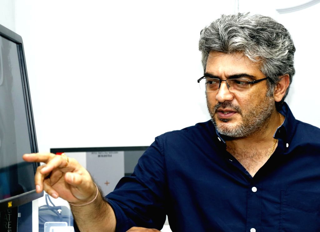 Actor Ajith Kumar. (File Photo: IANS) - Ajith Kumar
