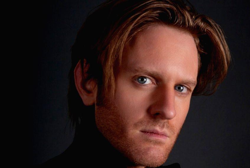 Actor Alexx O'Nell learns Sanskrit for 'Aarya'. - Alexx O