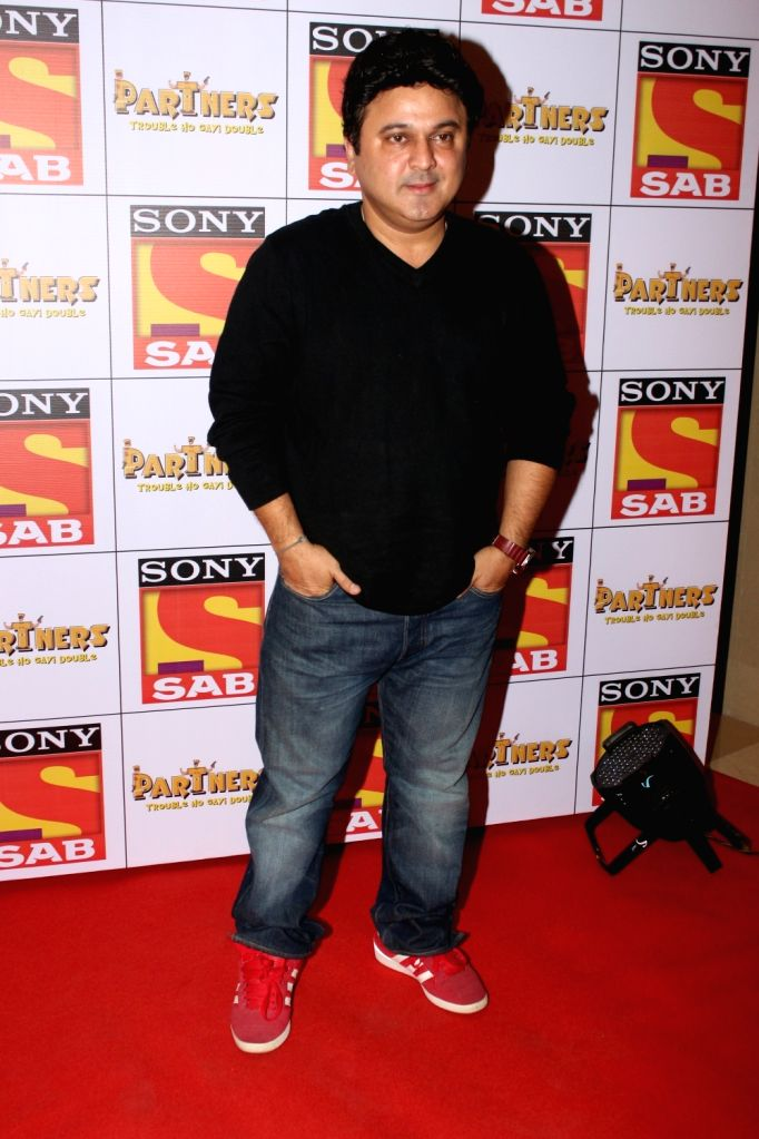"Actor Ali Asgar  at the red carpet of new television show ""Partners"" in Mumbai on Nov 28, 2017. - Ali Asgar"