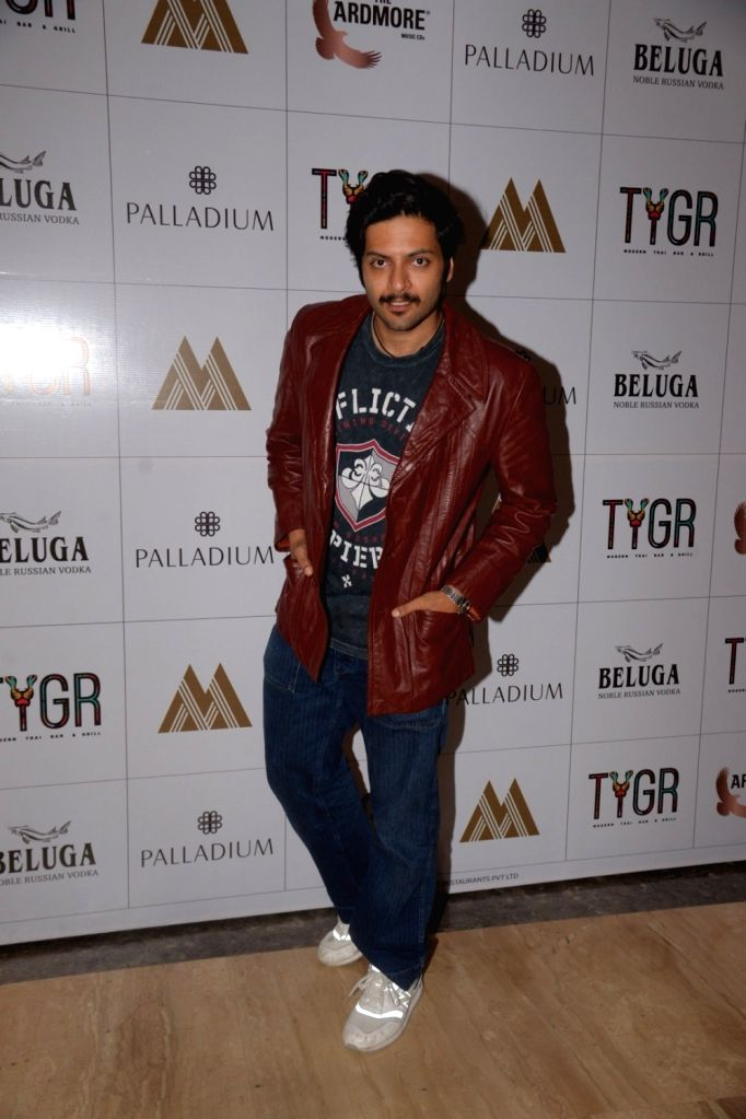 Actor Ali Fazal at a restaurant launch in Mumbai on Dec 8, 2018. - Ali Fazal