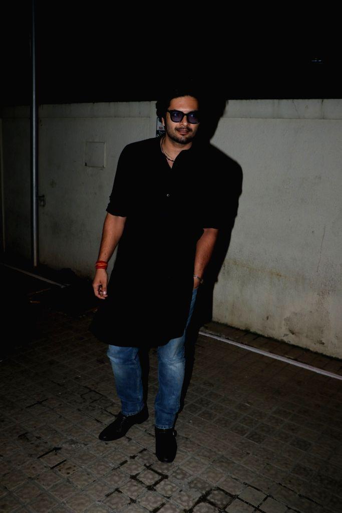 """Actor Ali Fazal at the screening of upcoming film """"Manto"""" in Mumbai on Sept 17, 2018. - Ali Fazal"""