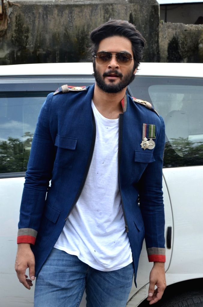 Actor Ali Fazal during Mithibai College Umang Festival 2016 in Mumbai, on Aug 14, 2016. - Ali Fazal