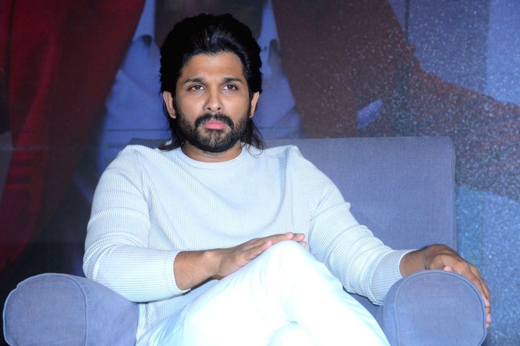 Actor Allu Arjun. (File Photo: IANS) - Allu Arjun